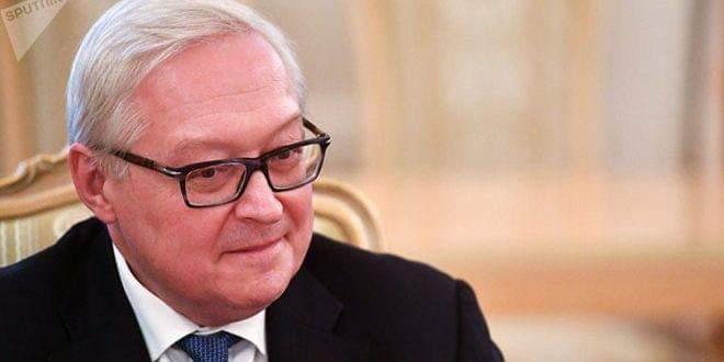 Photo of Ryabkov: Unilateral coercive measures on Syria are economic terrorism