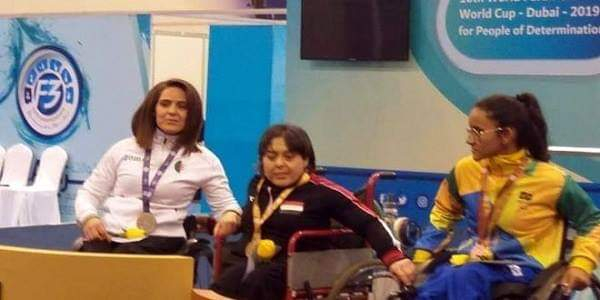 Photo of Syria wins Gold medal in the FAZAA International Para Athletics Championship