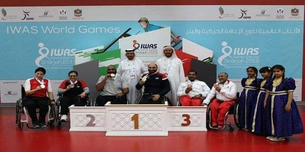 Photo of Syria harvests 2 gold, one silver at Para badminton tournament within IWAS