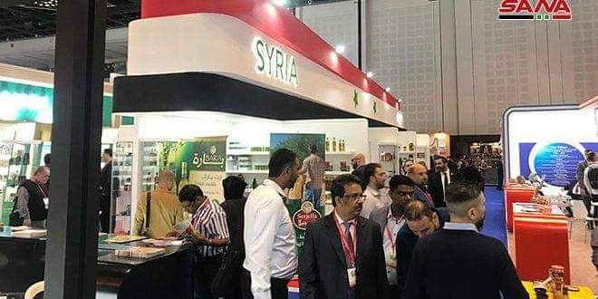 Photo of Twenty one Syrian companies participate in Gulfood Exhibition in Dhabi