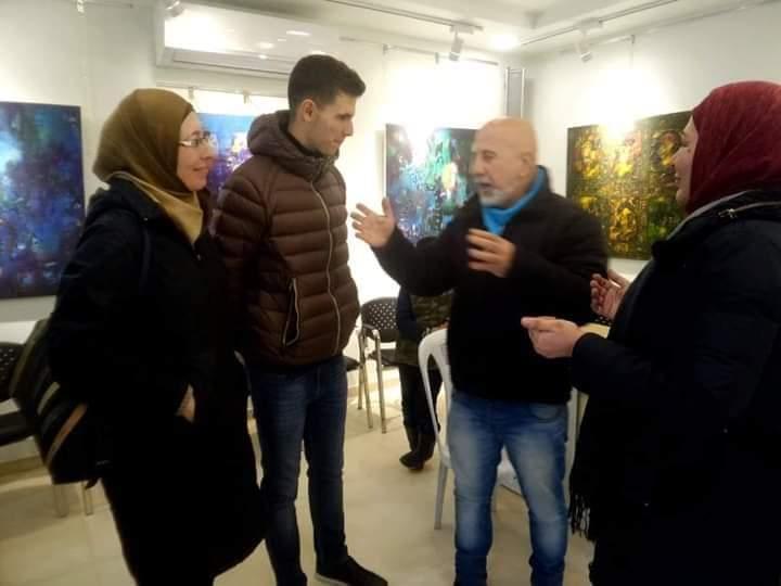 "Photo of دون مرافقة… ""حافظ بشار الأسد"" في متحف تربوي"
