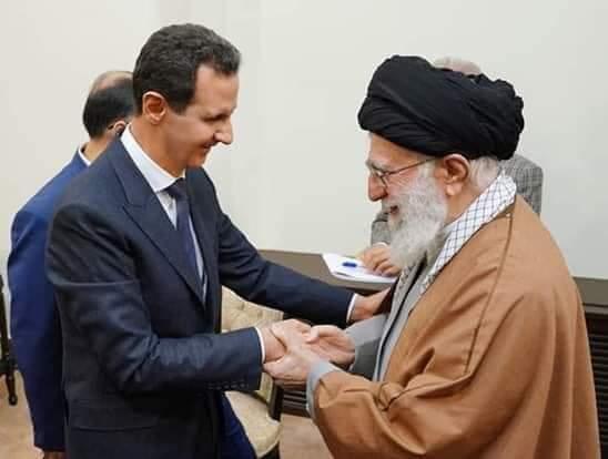 Photo of بعد لقاء الأسد و خامنئي .. عملية عسكرية ضخمة بدأت
