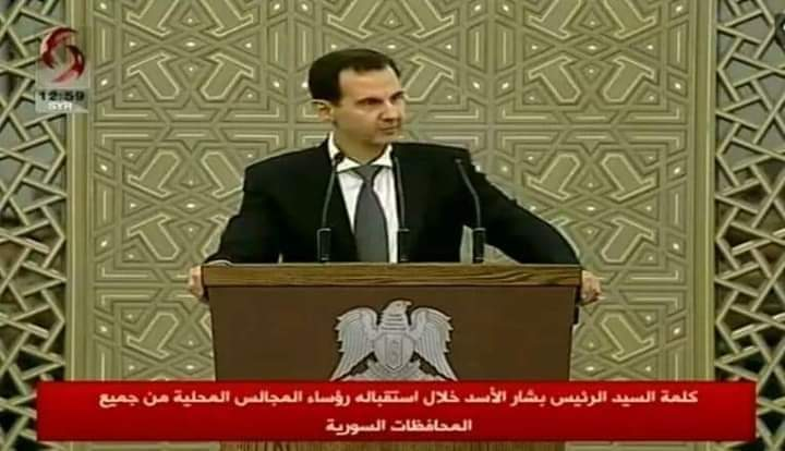 Photo of President al-Assad: Holding elections of local councils on time proves strength of the Syrian state and people