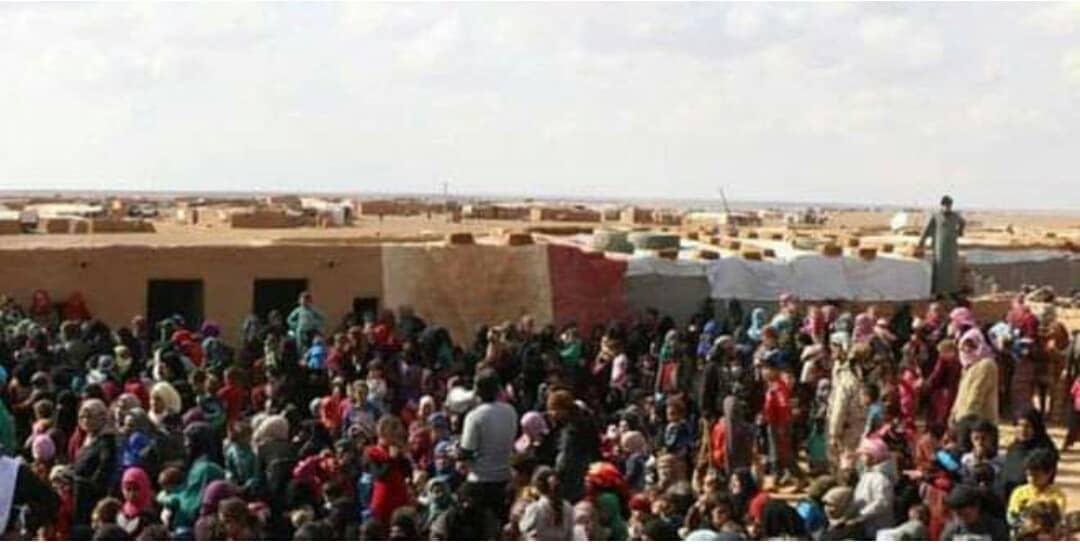 Photo of Two humanitarian corridors opened to evacuate besieged civilians in al-Rukban Camp