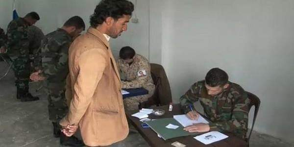 Photo of Settling legal status of tens of military deserters in Deir Ezzor