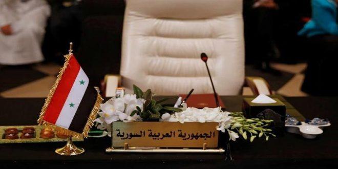 "Photo of ""واشنطن بوست"": فيتو أمريكي على عودة سوريا للجامعة العربية"