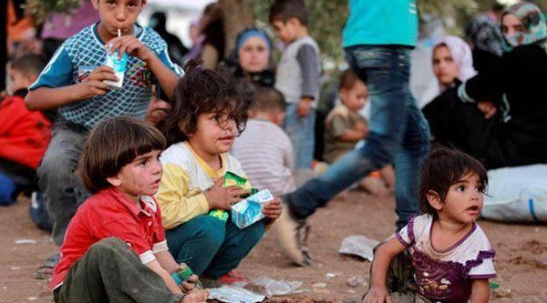 بريطانيا تعلن عن 100 مليون جنيه إسترليني مساعدات للسوريين