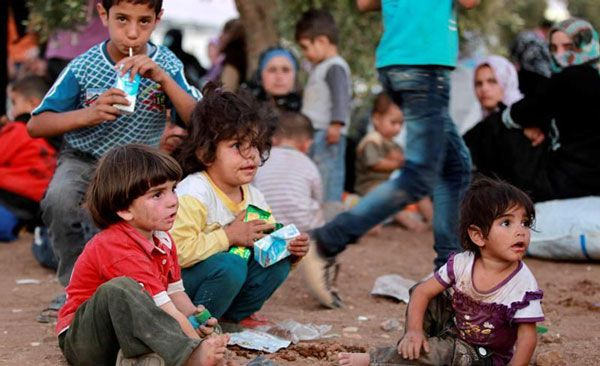 Photo of بريطانيا تعلن عن 100 مليون جنيه إسترليني مساعدات للسوريين