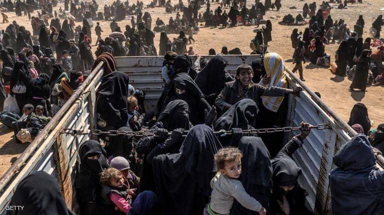 Photo of تجريد داعشيتين بريطانيتين من الجنسية.. وأبنائهما للمجهول