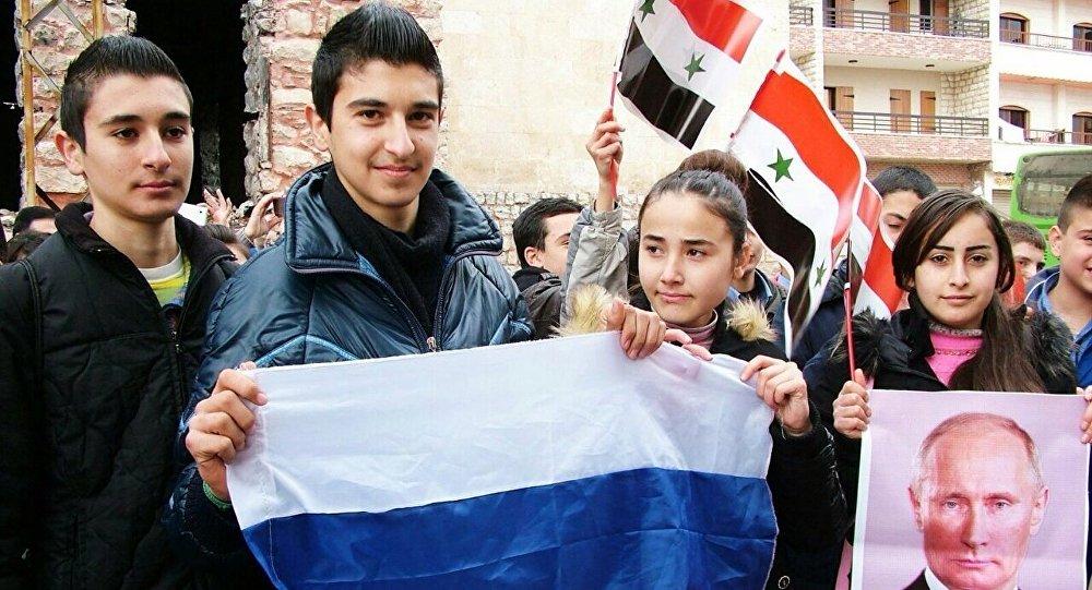 Photo of روسيا تقدم مساعدات طبية إلى مدينة طرطوس السورية