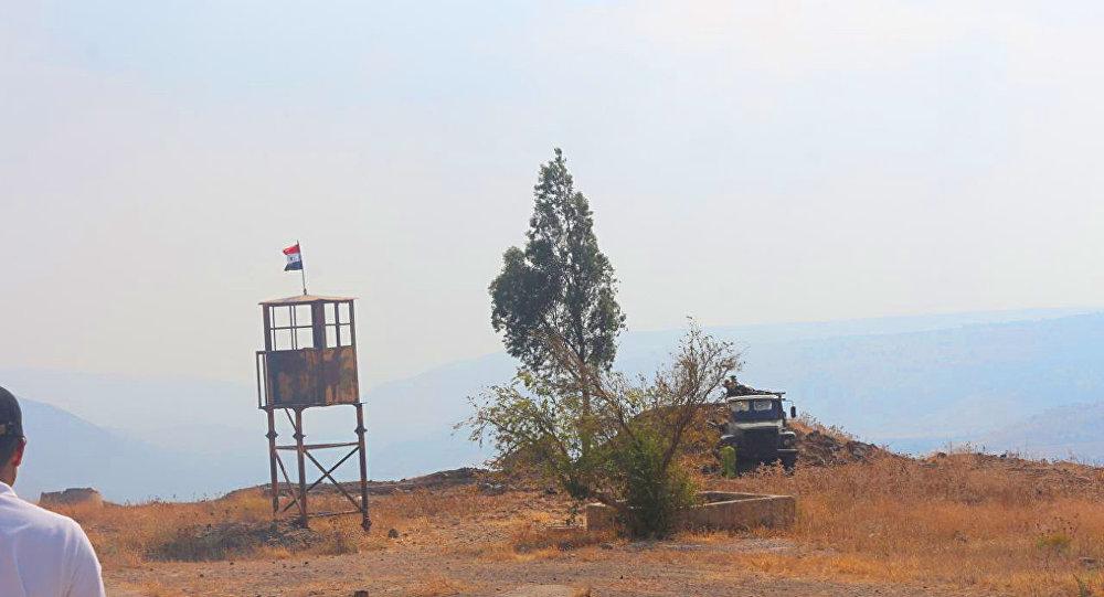 Photo of روسيا ترد على تصريحات ترامب الأخيرة بشأن مرتفعات الجولان السورية