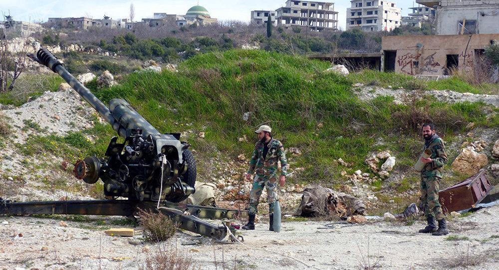 Photo of استشهاد مقاتل وإصابة أربعة جنود بتصدى الجيش لهجومين إرهابين بريف حماة