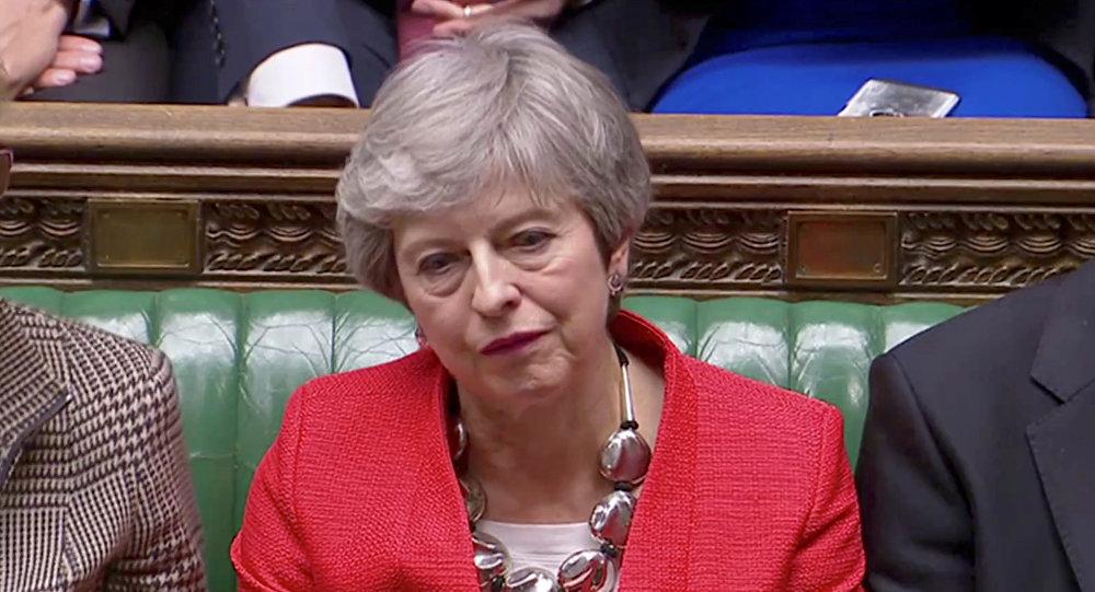 Photo of للمرة الثانية.. البرلمان البريطاني يرفض خطة ماي بشأن البريكست