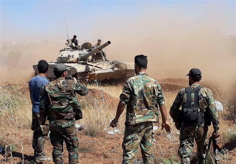 Photo of التصدي لهجمات ارهابية بجبل القلعة بريف اللاذقية