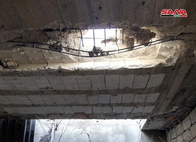 Photo of بالصور-أصابة مدني وأضرار مادية بقذائف إرهابية على اللاذقية