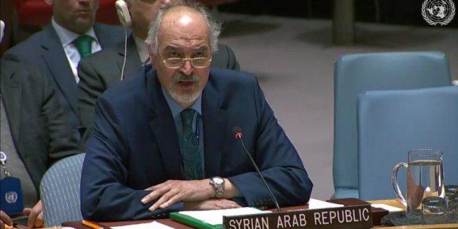 Photo of الجعفري: الجولان المحتل أرض سورية ستعود.. وترامب لا يملك الحق للتصرف بأراضٍ هي جزء لا يتجزأ من سورية