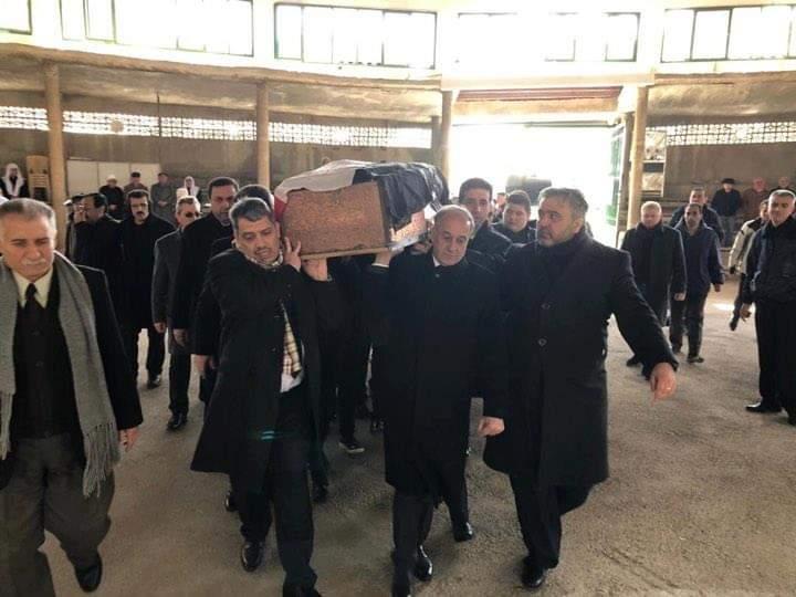 Photo of Azzam offers condolences on death of ambassador to Egypt