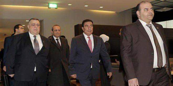 Photo of AIPU conference kicks off in Amman with participation of Syria
