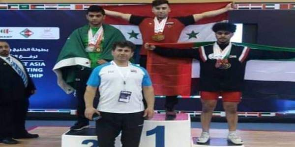 Photo of Syrian weightlifters win 21 medals in West Asia Championship