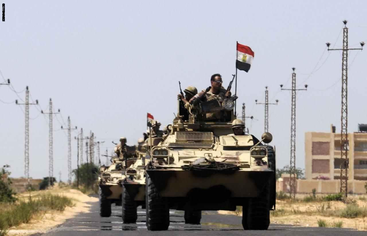 "Photo of الجيش المصري يعلن مقتل 3 جنود و46 إرهابيا ""شديدي الخطورة"" في سيناء"