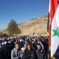 أبناء الجولان المحتل يرفضون إجراءات الاحتلال باستبدال ملكية أراضيهم: لن نقبل إلا بالسجلات العقارية السورية