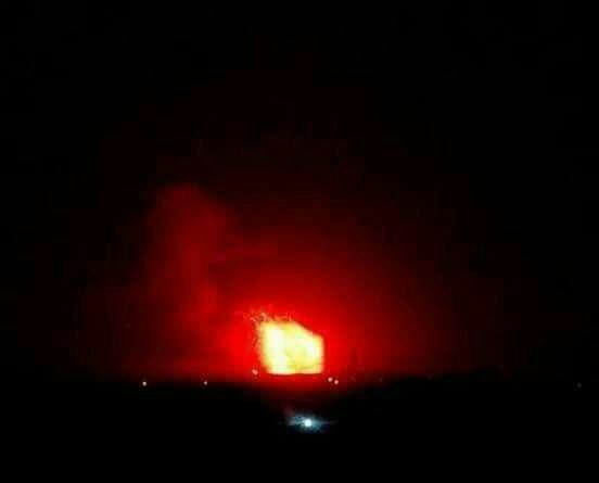 Photo of Air defenses intercept Israeli air aggression on Sheikh Najar region in Aleppo , down a number of missiles