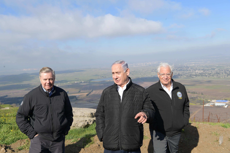Photo of نتنياهو: يجب أن يبقى الجولان جزءا من إسرائيل إلى الأبد