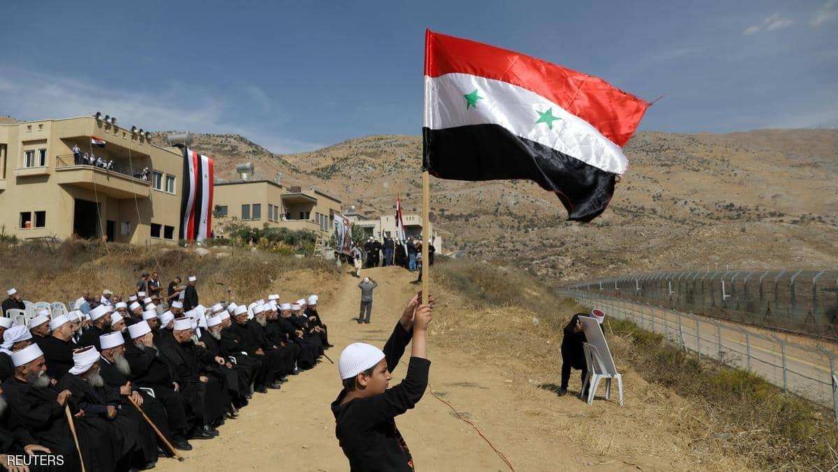 Photo of بيان صادر عن جماهير الجولان العربي السوري المحتل