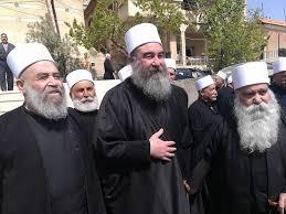 Photo of سماحة الشيخ حكمت سلمان الهجري: الجولان سيبقى عربياً سورياً