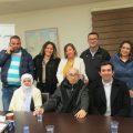 خلود فوراني سرية-  أمسية ثقافية تكريمية للشاعر فؤاد بيراني في نادي حيفا الثقافي