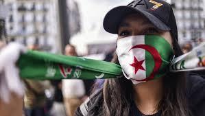 Photo of رسمياً.. أمريكا تعلن دعمها للتظاهرات الجزائرية