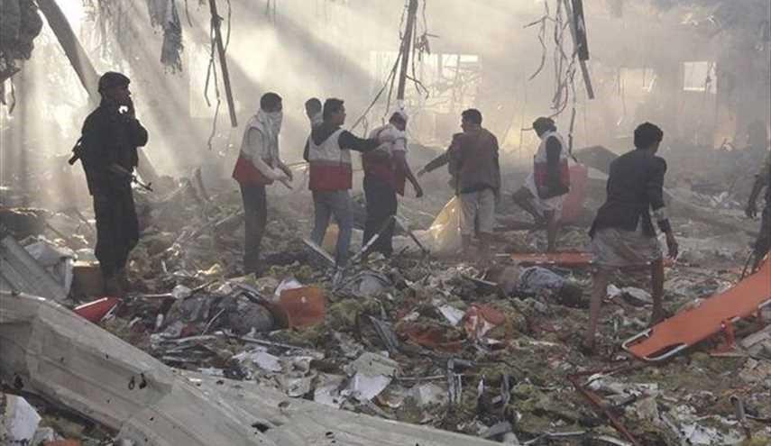 Photo of مجزرة سعودية جديدة في اليمن… ٤١ شهيد بينهم أطفال ونساء