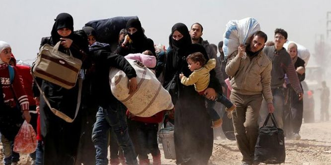 حلول عاجلة لإنهاء معاناة اللاجئين السوريين