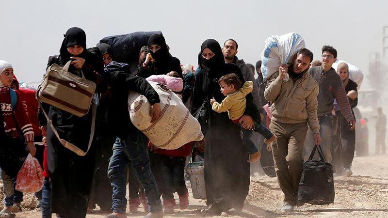 Photo of حلول عاجلة لإنهاء معاناة اللاجئين السوريين