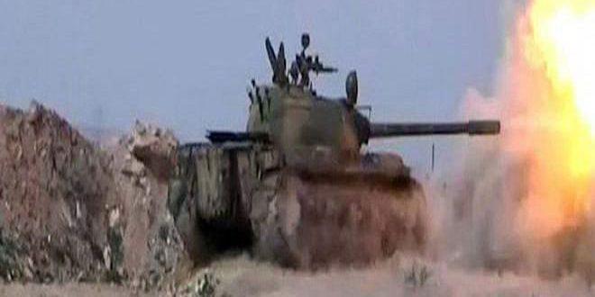 Photo of خسائر فادحة للمجموعات الارهابية بريفي ادلب وحماة