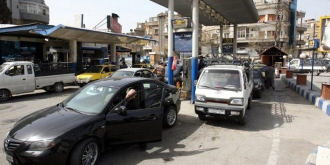 Photo of أزمة بنزين في دمشق..