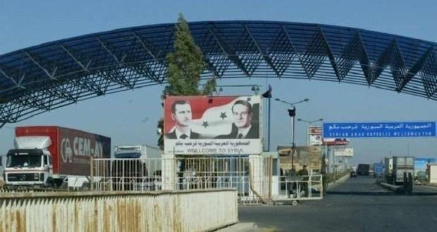 Photo of رئيس اتحاد المصدرين : معبر نصيب هو المعبر لتعافي الاقتصاد السوري