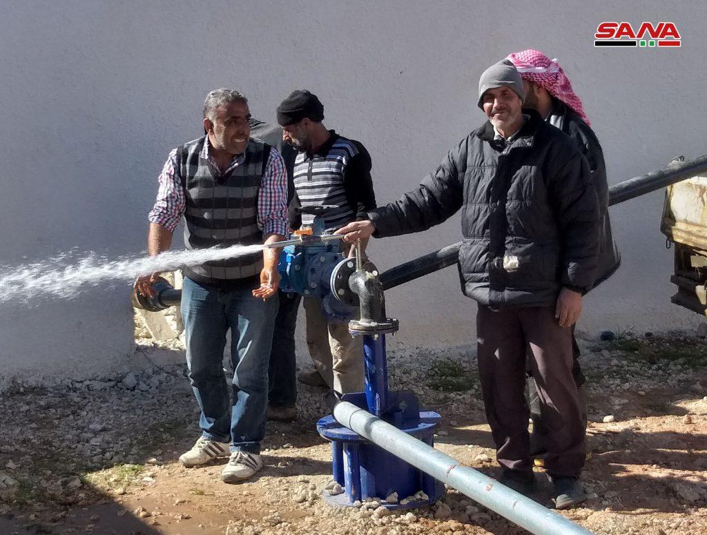 Photo of القنيطرة.. صيانة وتأهيل مجموعة آبار وشبكات مياه الشرب