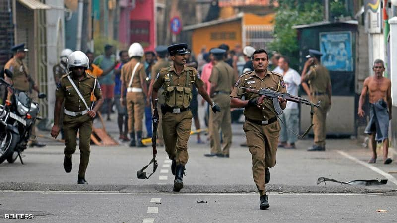 Photo of انفجار جديد في سريلانكا.. والشرطة توضح