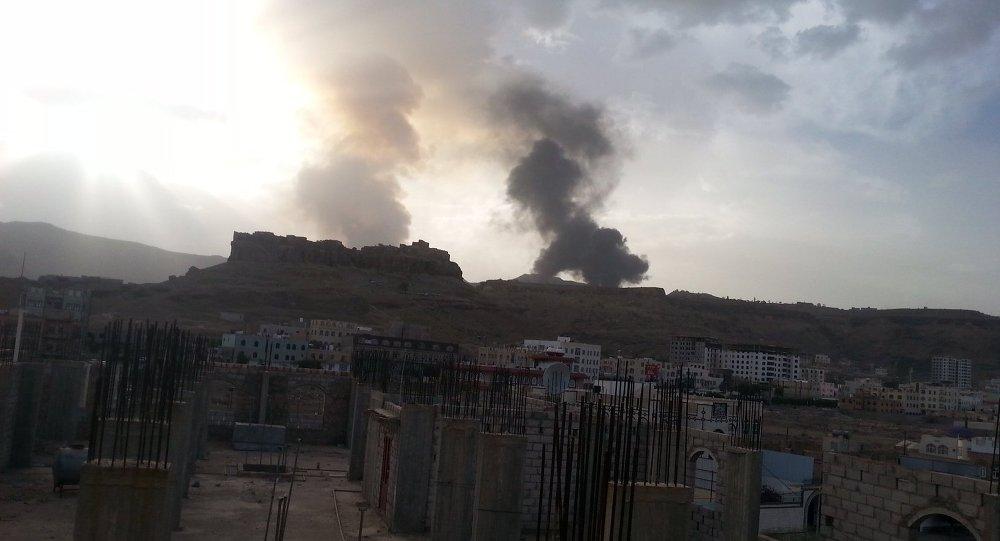Photo of قصف السعودي على مديرية المنيرة باليمن