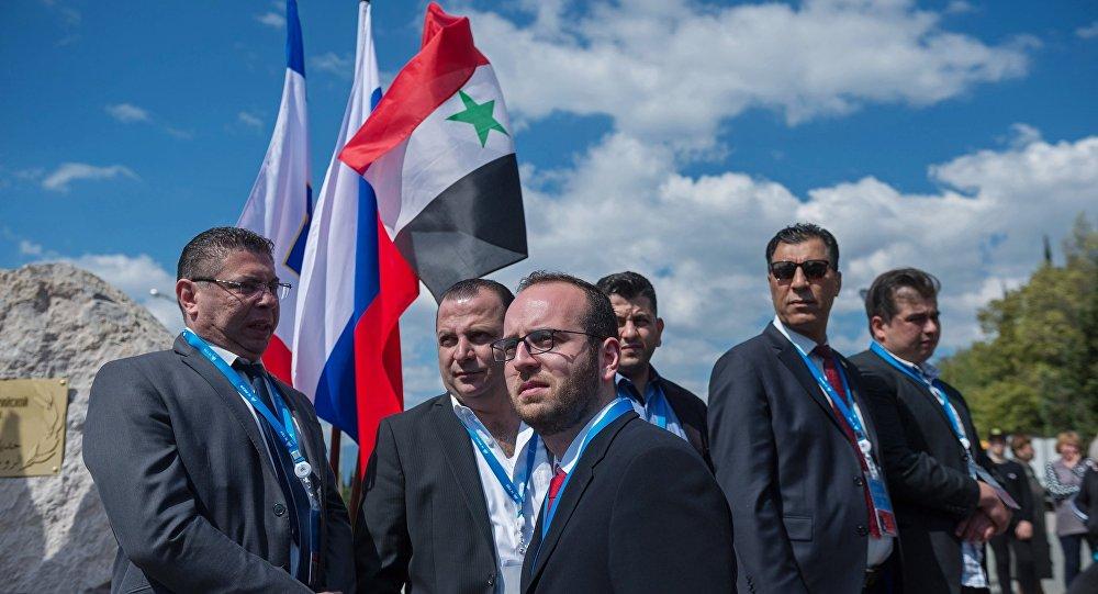 Photo of مشاركة سورية بمؤتمر يالطا الاقتصادي