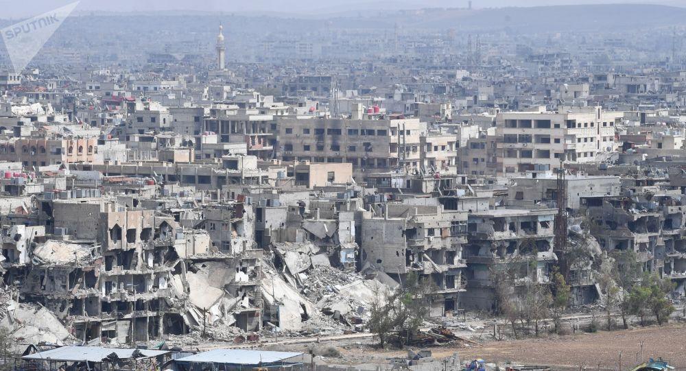 Photo of شركات إماراتية وأردنية تقدم عروض إعمار لسوريا