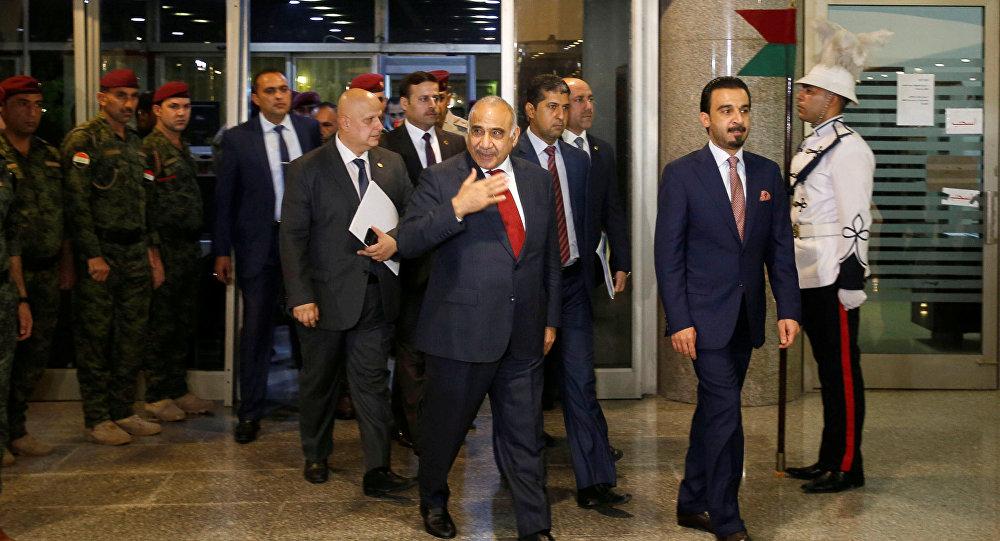 Photo of رئيس الوزراء العراقي يصل إيران في زيارة رسمية تستغرق يومين
