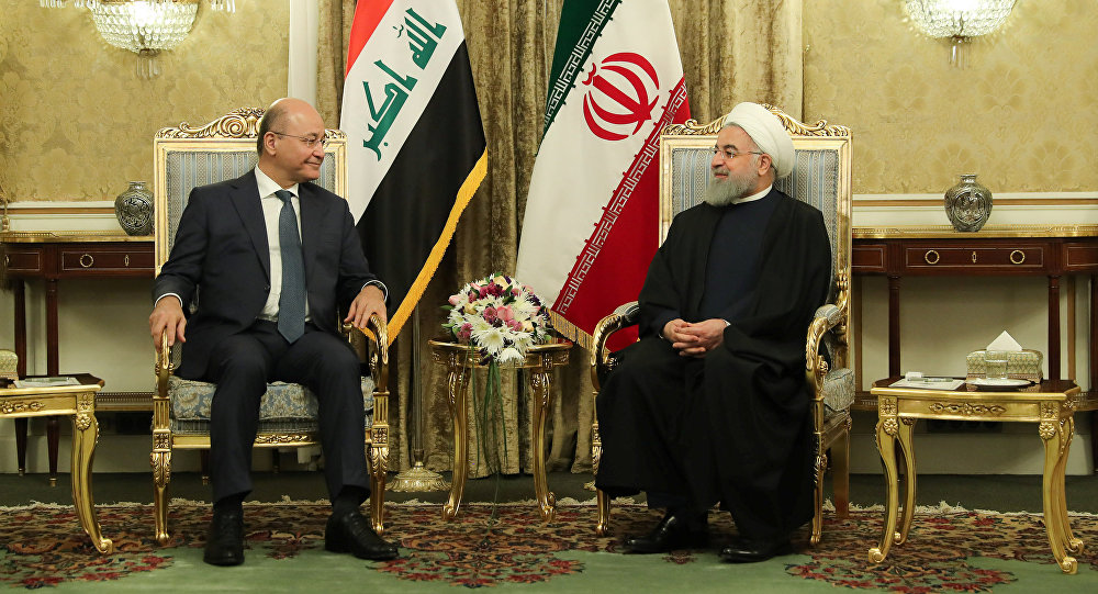 Photo of اتفاق عراقي إيراني في تطوير حقول نفط مشتركة بين البلدين