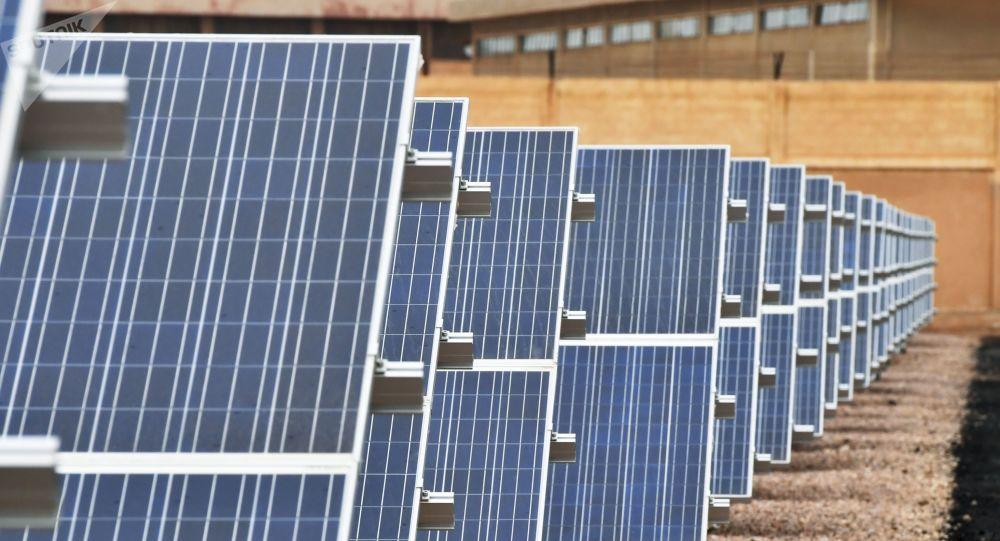 Photo of بطاريات الطاقة الشمسية تبدأ عملها بـ طرطوس