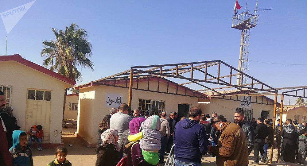 Photo of عودة أكثر من ألف لاجئ سوري إلى الوطن خلال الــ 24 الساعة الأخيرة