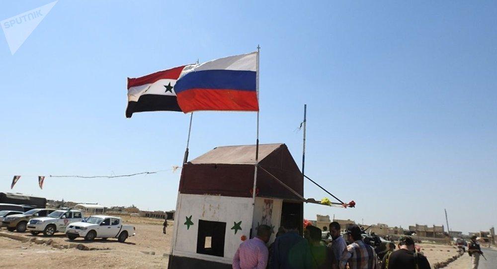 Photo of الخارجية الروسية: موسكو تواصل تعاونها النشط مع أنقرة لحل مشكلة إدلب