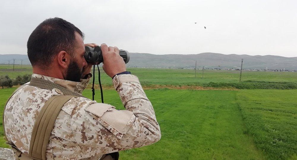 """Photo of الجيش يقضي على 20 """"داعشيا"""" في ريف حماة والحربي الروسي يدك معاقل الإرهابيين"""