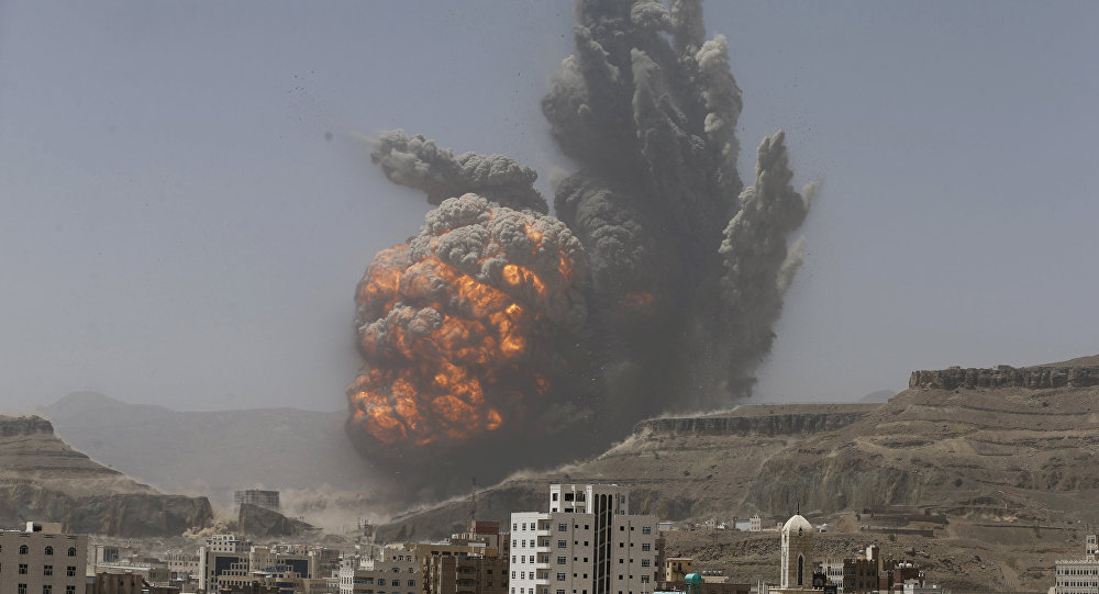 Photo of غارات سعودية جديدة على اليمن