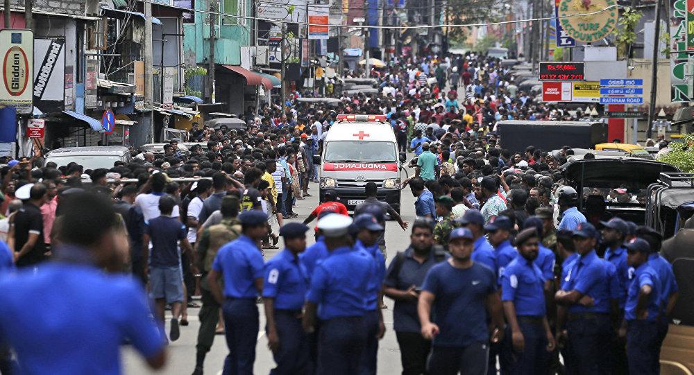 Photo of ارتفاع عدد ضحايا تفجيرات سريلانكا إلى 290 قتيلا و500 جريح